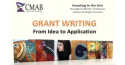 Grant Writing from Idea to application