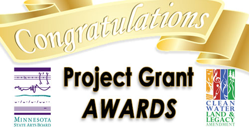 Congrats Project Grant Awards